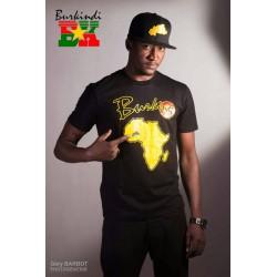 Tee-Shirt Burkindi Afrique