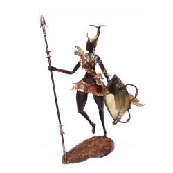 Guerrière Massaï (57cm)